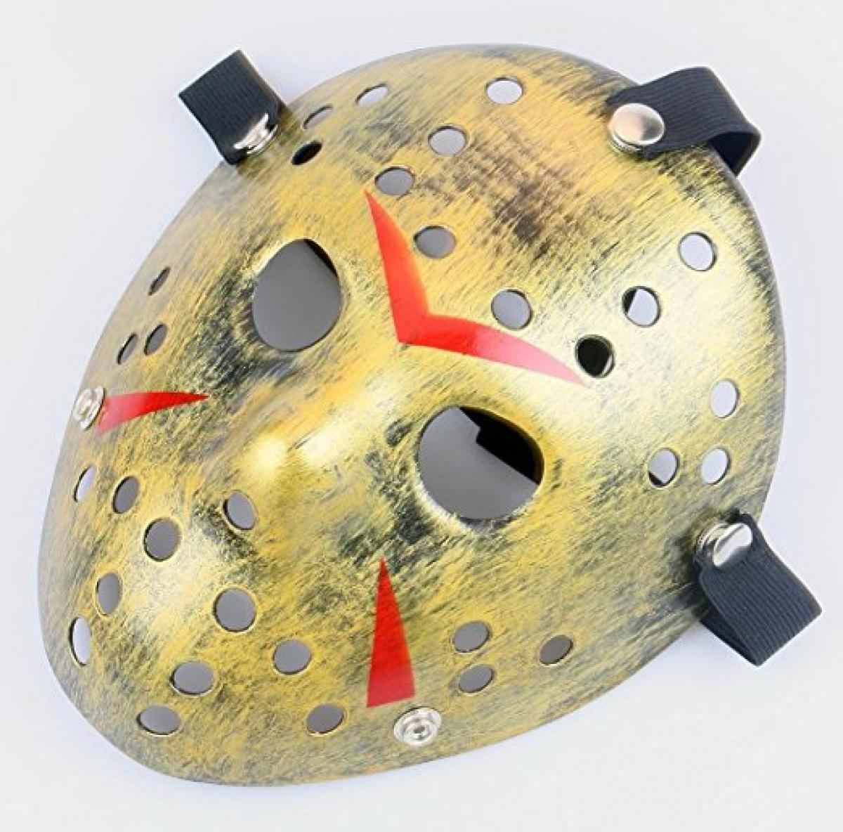 Friday The 13th Horror Hockey Jason Mask