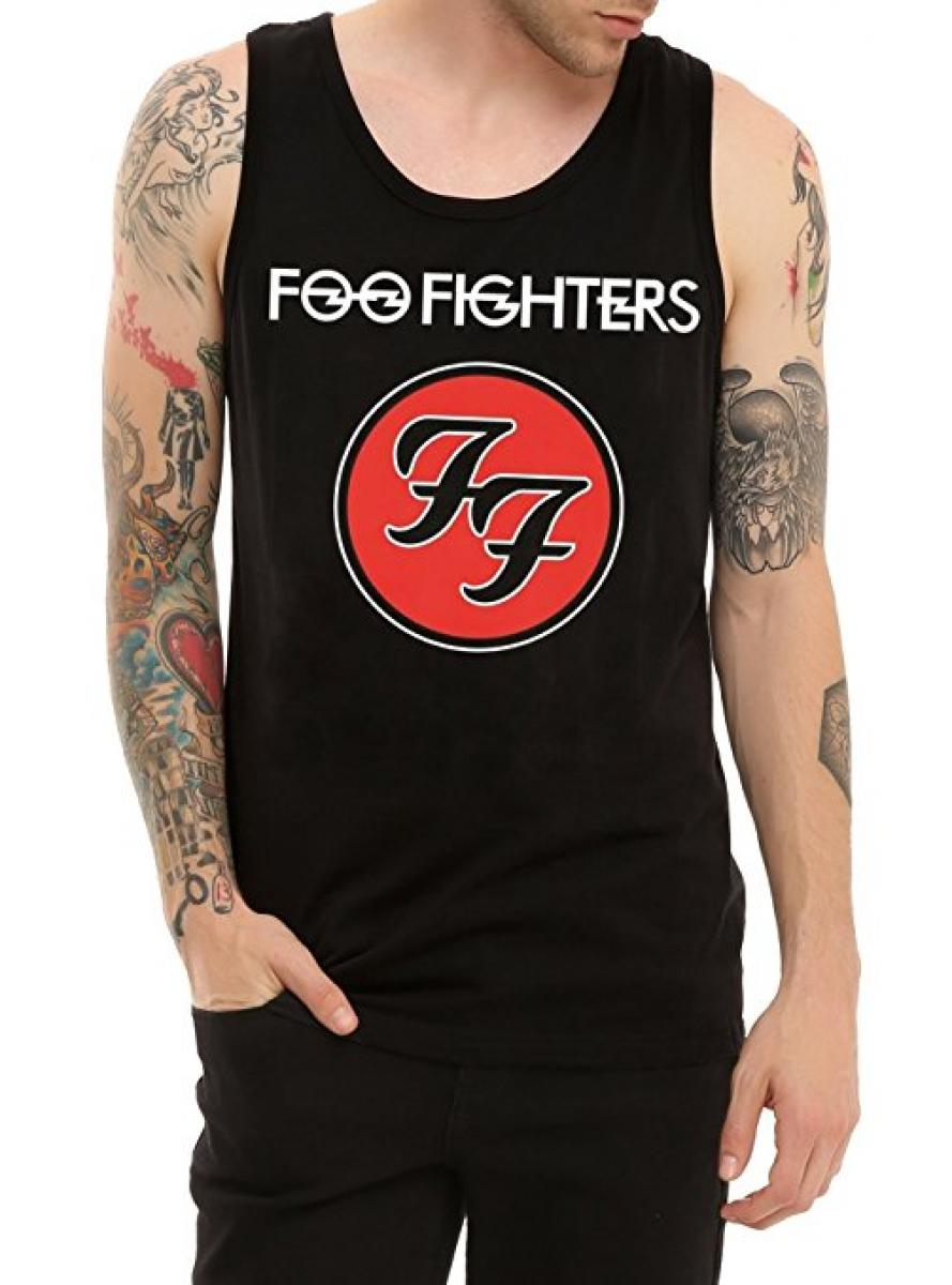 Foo Fighters Men's Tank Top
