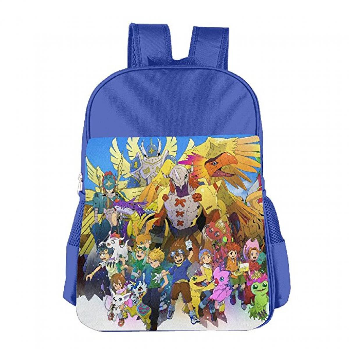 Digimon School Backpack