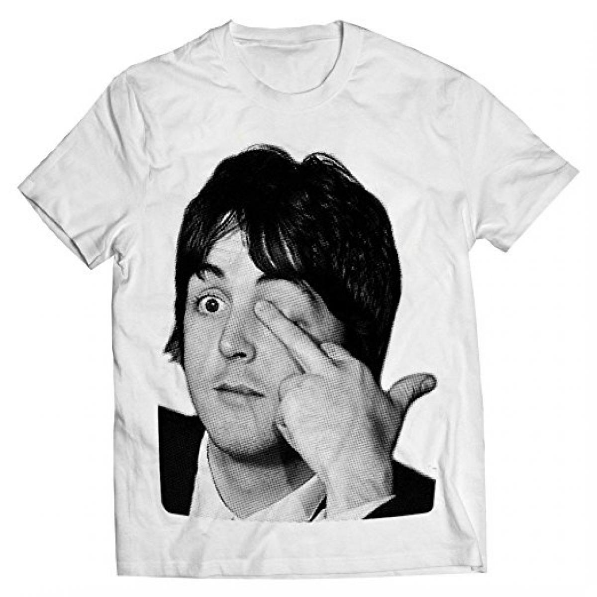 The Beatles Paul McCartney T-Shirt