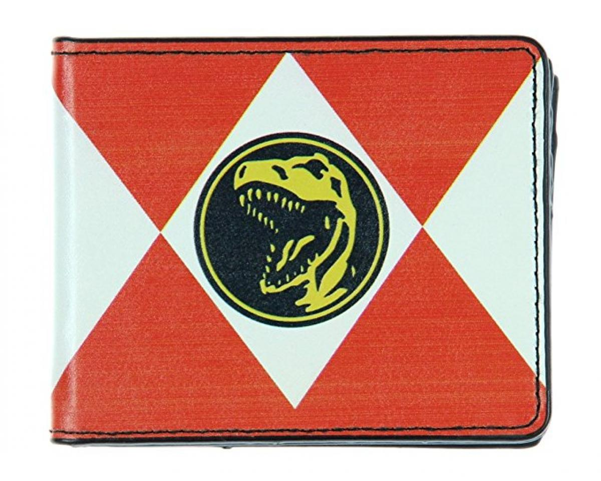Diamond Red Power Ranger Wallet