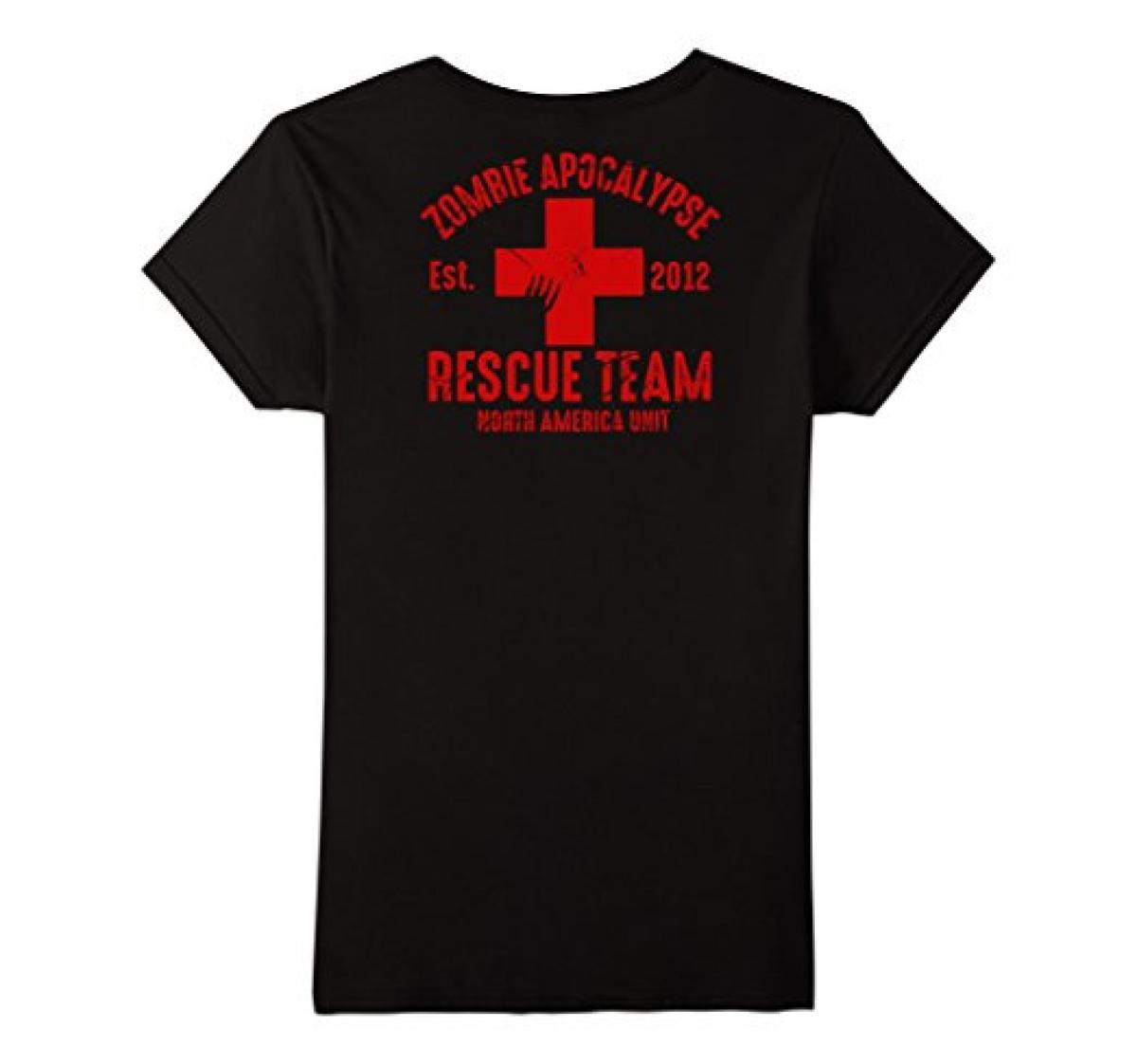 Zombie Apocalypse Survival Team T Shirt