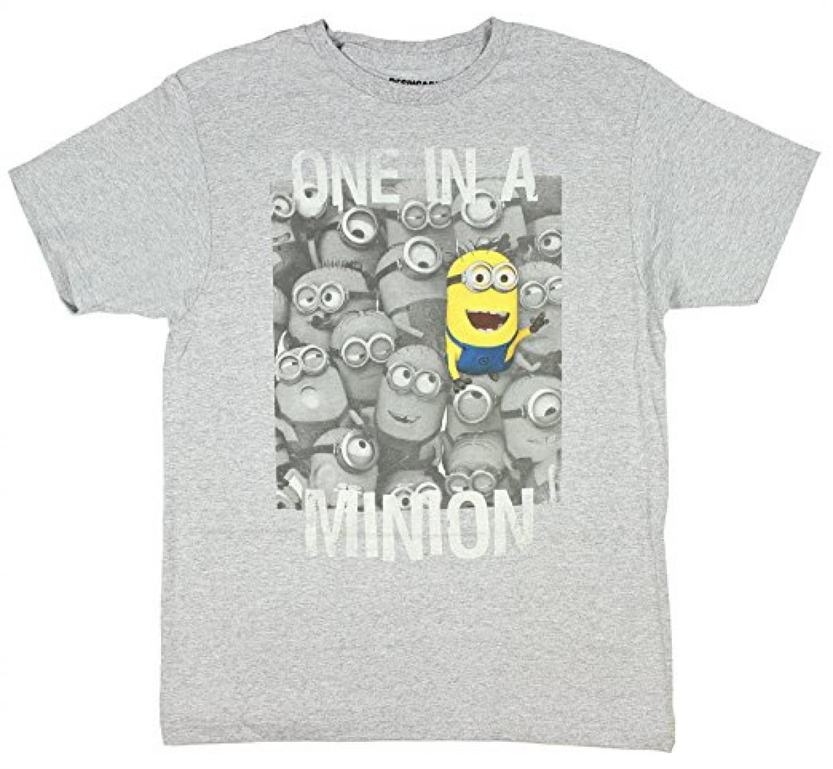 Despicable Me 2 One In A Minion T-Shirt