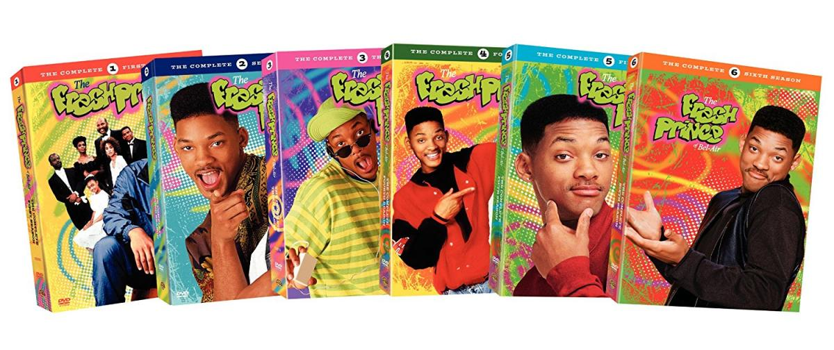 The Fresh Prince of Bel-Air (Seasons 1-6)