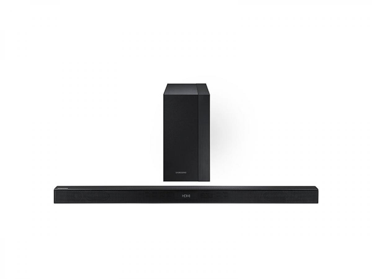 Samsung Soundbar with Wireless Subwoofer,