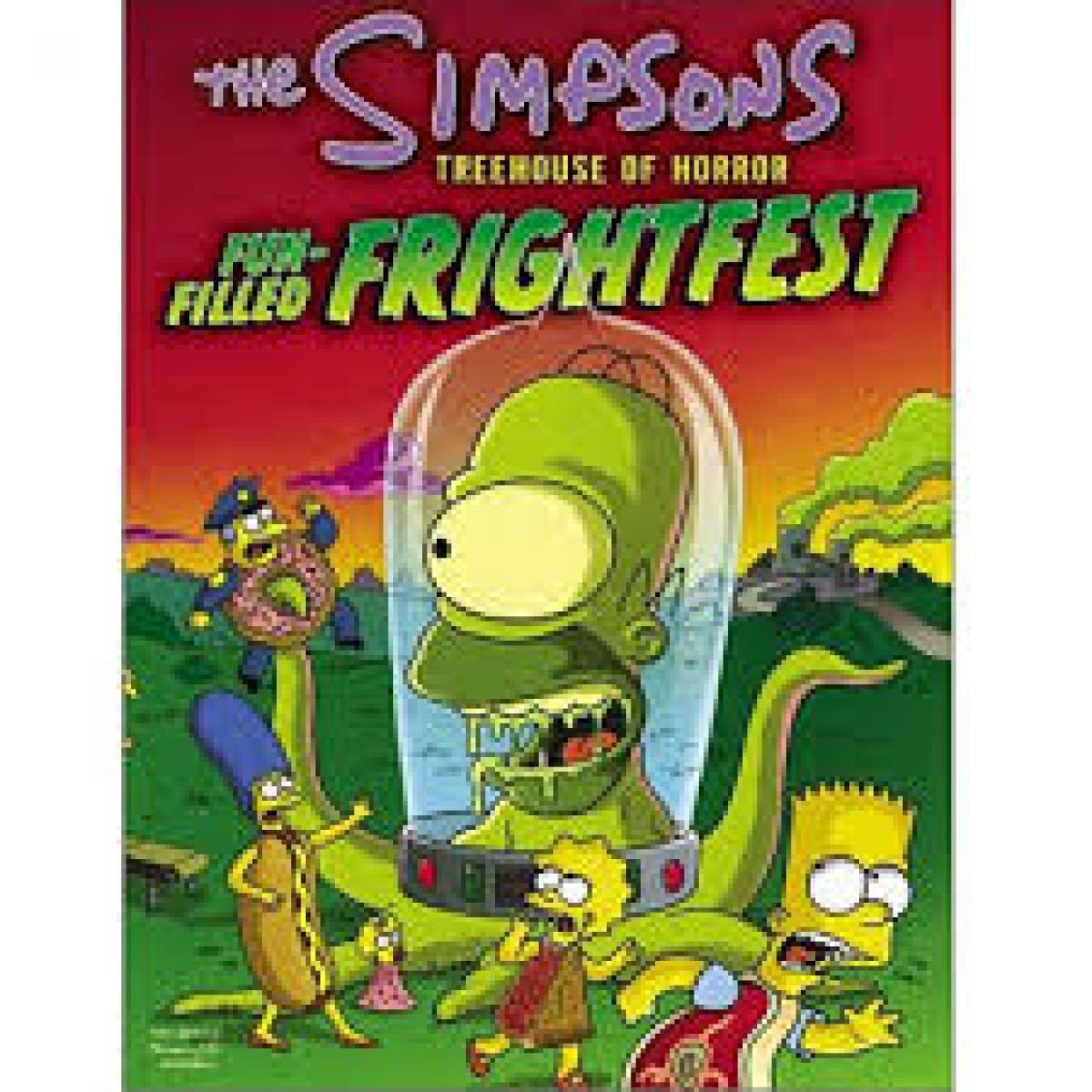 The Simpsons: Treehouse of Horror Fun-Filled Frightfest