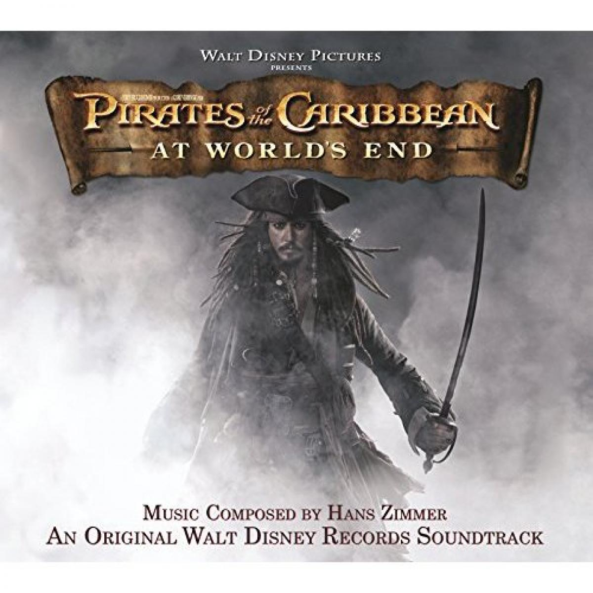 Pirates Of The Caribbean: At The World's End (Soundtrack)
