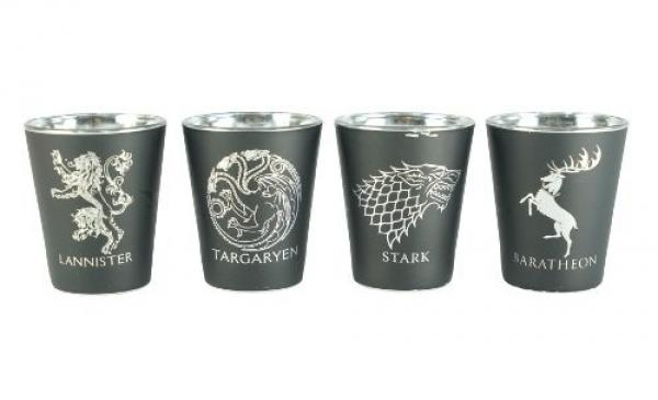House Sigil Shot Glass Set