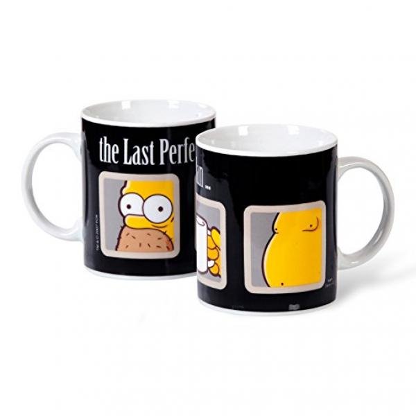 The Simpsons Ceramic Coffee Mug