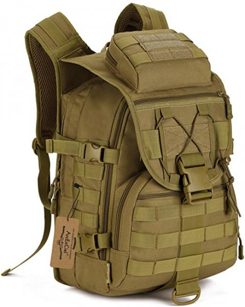 Waterproof Molle Backpack