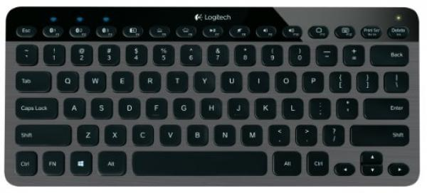Logitech K810 Wireless Bluetooth Keyboard