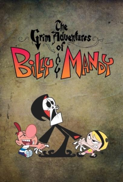 The Grim Adventures of Billy & Mandy (Season 1)