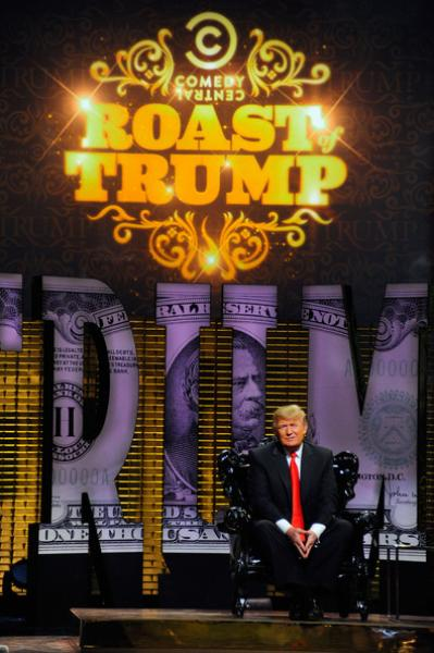 The Comedy Central Roast of Donald Trump
