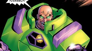 Supervillain Origins: Lex Luthor (Redux)