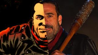 Walking Dead's Negan: Comic Book Origins