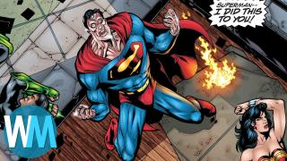 Top 10 BEST DC Comics Stories Ever Written