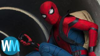 Top 10 Spider-Man: Homecoming Easter Eggs