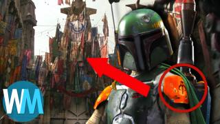 Top 10 Easter Eggs from Star Wars: The Force Awakens