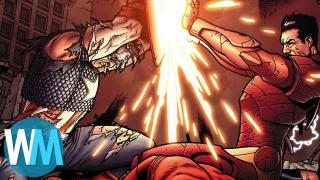 Top 10 Storylines that Changed the Marvel Universe