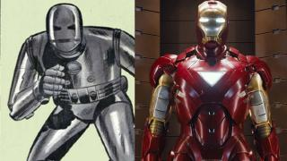 Top 10 Superhero Costume Revamps