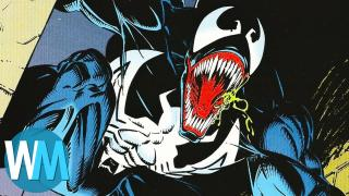 Top 10 Symbiote Infected Characters