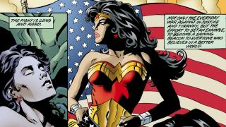 Top 10 Wonder Woman Facts