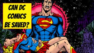 Did DC Ruin Their Comics?: Crisis Of Infinite Reboots