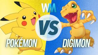 Pokemon vs Digimon
