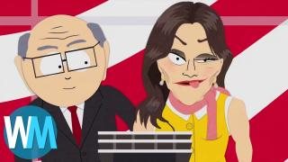 Top 10 Another South Park Celebrity Impersonations