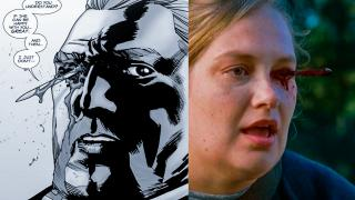 Top 10 Differences Between The The Walking Dead Comic and TV Show