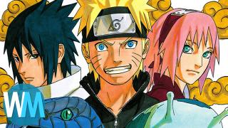 Top 10 Best Manga Series