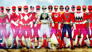 Top 10 Power Rangers Series
