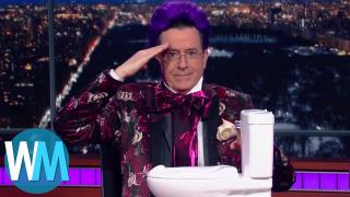 Top 10 Stephen Colbert Moments
