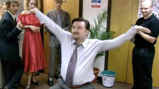 Top 10 The Office UK Moments