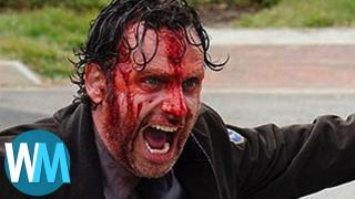 Top 10 The Walking Dead Cliches