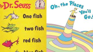 Top 10 Books by Dr. Seuss