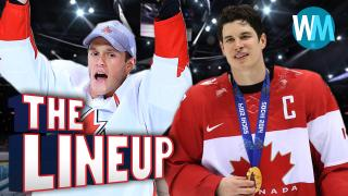 Top 10 Greatest Team Canada Players of All Time - The Lineup Ep. 9