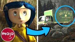 Top 10 Coraline Easter Eggs You Never Noticed