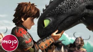 Top 10 How to Train Your Dragon Franchise Moments