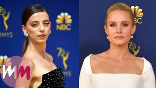 Top 10 Best Dressed Celebrities at the 2018 Emmys