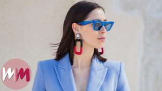 Top 10 Summer 2018 Fashion Trends