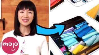 10 Best Tips from Tidying Up with Marie Kondo