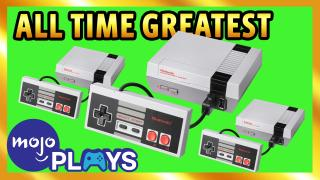 Greatest Video Game Console of All Time: The Nintendo