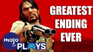 Greatest Video Game Ending of All Time - Red Dead Redemption