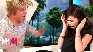 Top 10 Pranks on the Ellen DeGeneres Show
