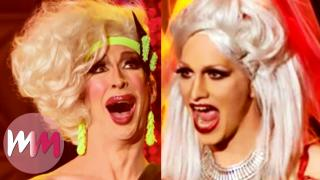 Top 10 Rupaul's Drag Race Lip Syncs