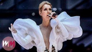 Top 10 Celine Dion Fashion Moments