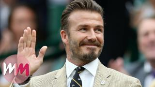 Top 10 Iconic David Beckham Looks