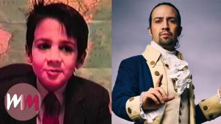 Top 10 Lin-Manuel Miranda Moments