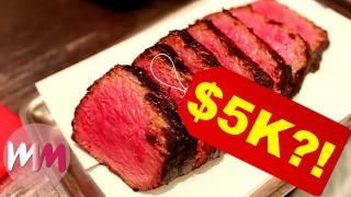 Top 10 Most Expensive Foods in the World